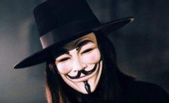 V For Vendetta Konusu, Sözleri ve Oyuncuları