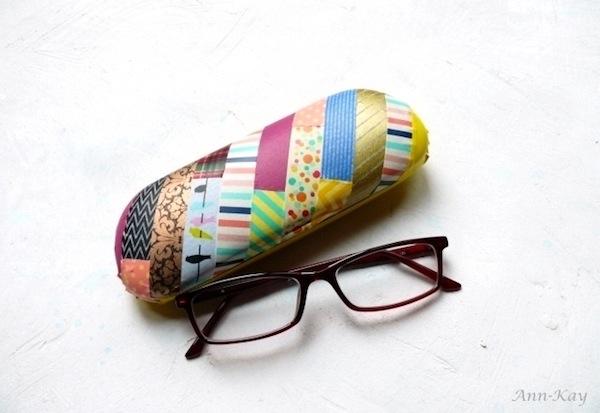 gözlük kabı süsü