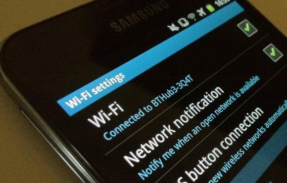android wifi şifresini öğrenme