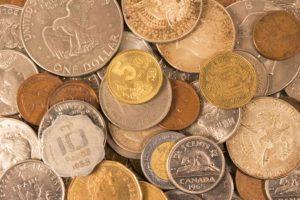 eski para koleksiyonu