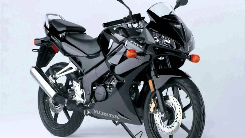 honda cbr 125 r al n r m. Black Bedroom Furniture Sets. Home Design Ideas