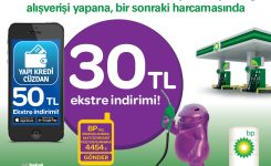 Bp World Card Kampanyası 2017