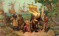Colomb Keşfettiğinde Amerika'da Kimler Yaşıyordu