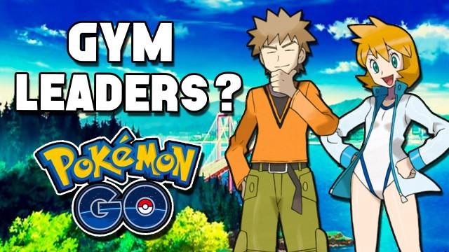 Pokemon Go Gym Nedir