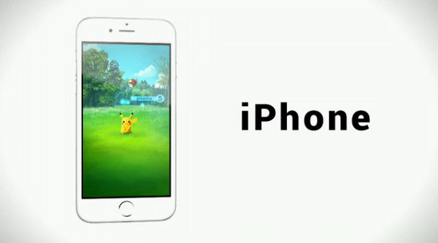 Pokemon Go iPhone İndir