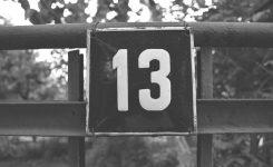 13 Sayısı Neden Uğursuz Sayılır ?