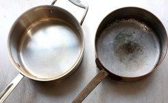 Kararan Alüminyum Nasıl Temizlenir ?