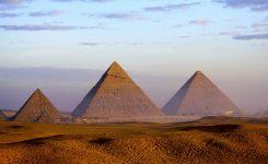 Mısır Piramitlerinin İsimleri ve Özellikleri