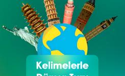 Kelimelerle Dünya Turu Türkiye